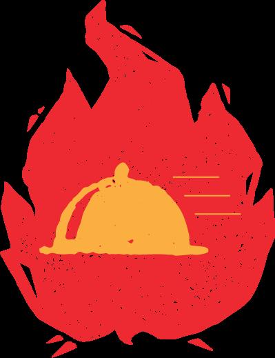 Delivered Hot