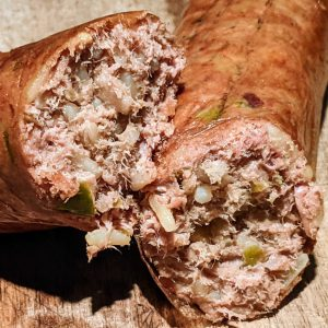 New Orleans BBQ and Seafood Boudin