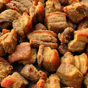 New Orleans BBQ and Seafood Cracklin